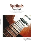 Spirituals for 2 guitars by Mark Small