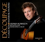 Decoupage by Stephen Robinson - CD