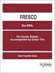Fresco Guitar Quartet by Rex Willis