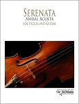 Serenata for violin and guitar by Anibal Acosta