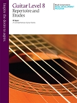 Guitar Repertoire and Etudes 8 (No Longer Available)