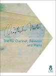 Trio for Clarinet Bassoon and Piano by Christopher Norton