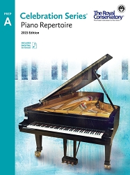 Preparatory A Piano Repertoire - 2015