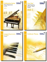 Celebration Series Preparatory B Level Set