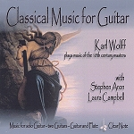 Classical Music for Guitar - Audio Download