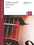 Cello Level 7 Repertoire 2013 Edition