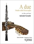 A due for Oboe (or Flute) and Guitar by Antonio Grande