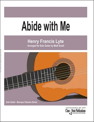 Abide With Me By Mark Small