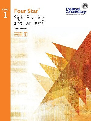 Four Star Sight Reading and Ear Tests Level 1