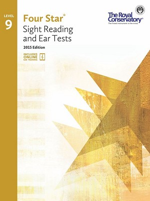 Four Star Sight Reading and Ear Tests Level 9