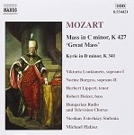 Mass in C Minor K 427: Great Mass / Kyrie D Minor