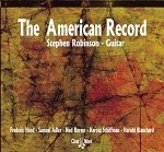 American Record by Stephen Robinson