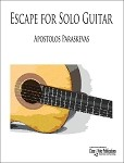 Escape for solo Guitar By Apostolos Paraskevas
