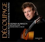 Decoupage CD by Stephen Robinson