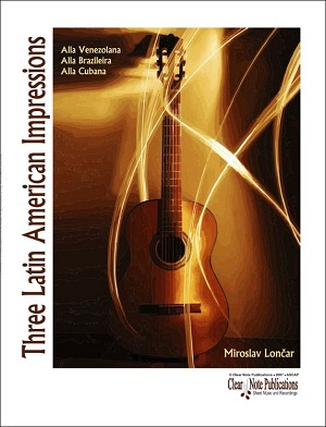 Three Latin American Impressions by Miroslav Loncar
