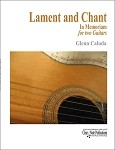 Lament and Chant Guitar Duet by Glenn Caluda