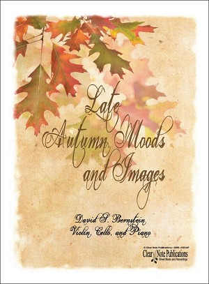 Late Autumn Moods and Images by David S. Bernstein