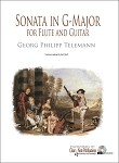 Sonata in G-Major by Telemann for Flute & Guitar