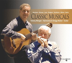 Classic Musicals by Tommy Morgan & Gregg Nestor