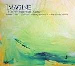 Imagine CD by Stephen Robinson - Guitar
