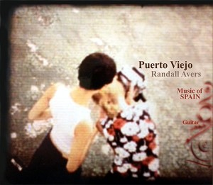 Puerto Viejo CD by Randall Avers