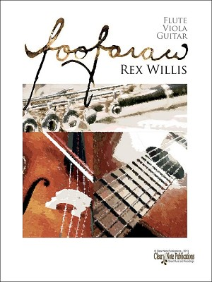 Foofaraw - A Trio for Flute, Viola (or Violin) and Guitar