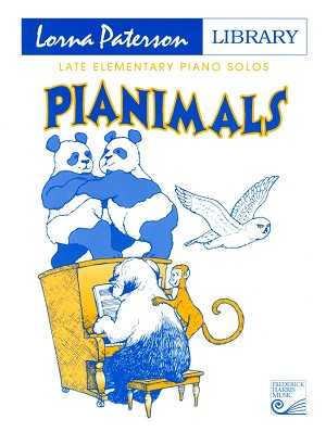 Pianimals (NO LONGER AVAILABLE)