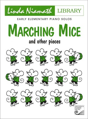 Marching Mice by Linda Niamath