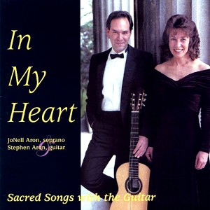 In My Heart by Jonell & Stephen Aron