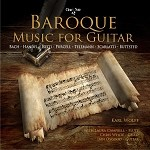 Baroque Music for Guitar CD by Karl Wolff