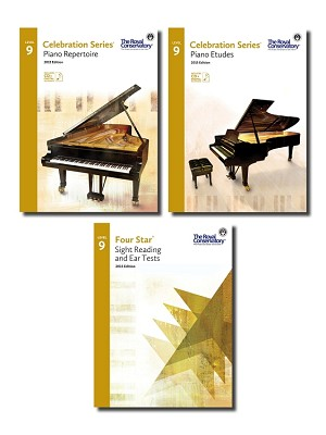 Piano Level 9 Set