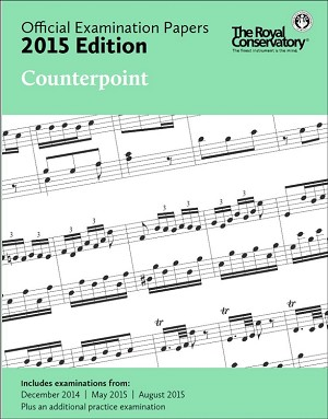 Official Examination Papers 2015 Edition - Counterpoint