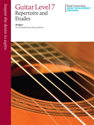 Guitar Repertoire and Etudes 7 (No Longer Available)