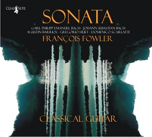 Sonata cd by François Fowler