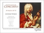 Concerto in D Major RV 93 Antonio Vivaldi  Score and Parts Performance Edition