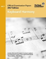 ARCT Keyboard Harmony Examination Papers 2017 Edition