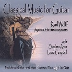Classical Music for Guitar by Karl Wolff