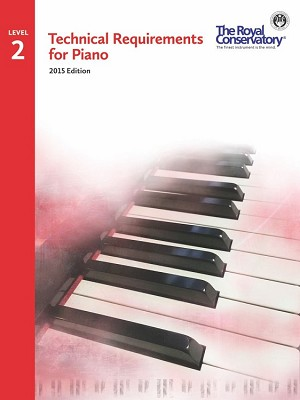 Technical Requirements for Piano Level 2