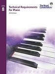Technical Requirements for Piano Level 8