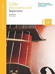 Cello Preparatory Level Repertoire 2013 Edition