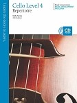 Cello Level 4 Repertoire 2013 Edition