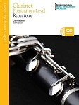 Clarinet Preparatory Repertoire