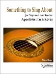 Something to Sing About By Apostolos Paraskevas