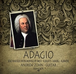 Adagio by Andrew Zohn - CD