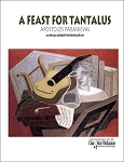 A Feast for Tantalus Guitar Quartet By Apostolos paraskevas