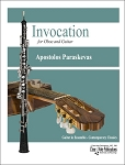 Invocation for Oboe and Guitar By Apostolos Paraskevas