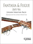 Fantasia & Fugue BWV BWV 904 for 2 Guitars by Johann Sebastian Bach