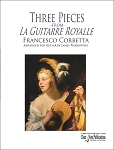 Three Pieces from La Guitarre Royalle by Francesco Corbetta