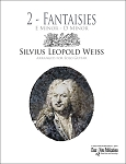 2 Fantasies By Leopold Weiss