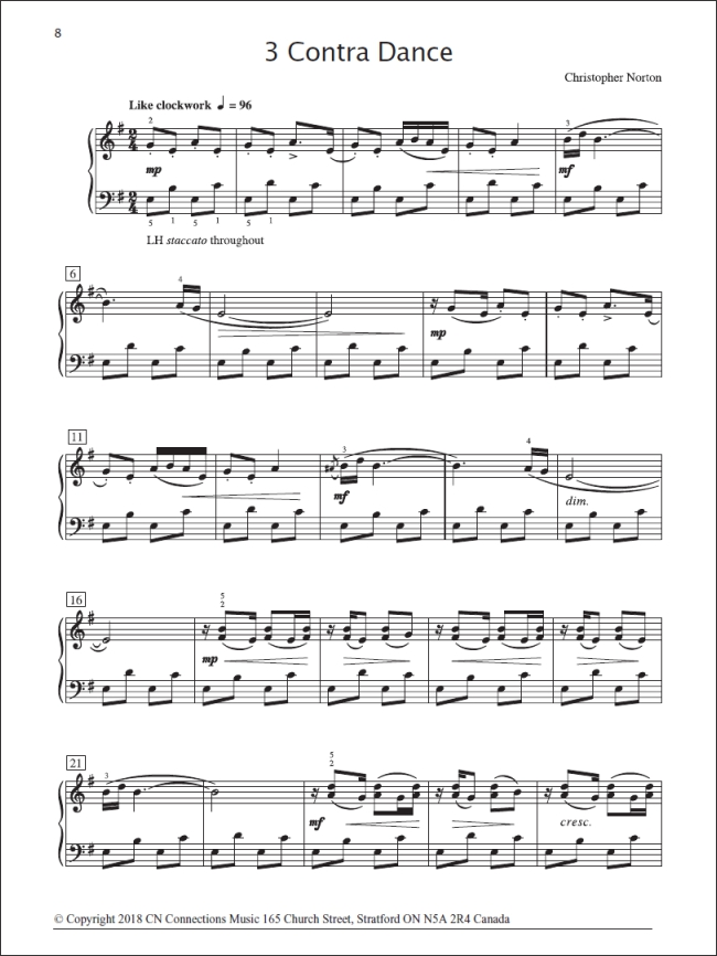 Connections for Piano Repertoire 5 with Audio Download